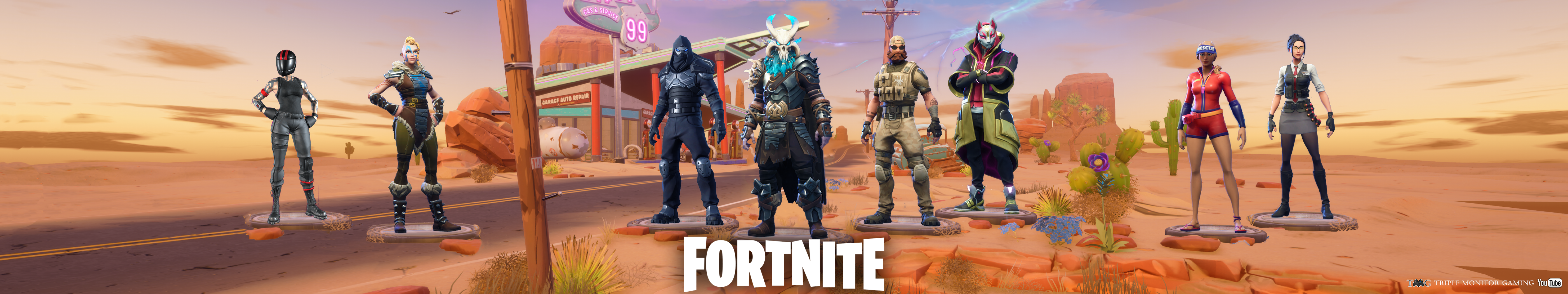 FORTNITE season 5 with logo