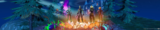 FORTNITE season 6.1 holloween