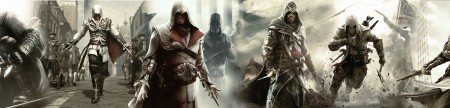 Assassin's Creed Main Characters