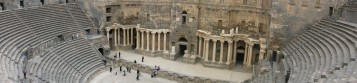 Roman Theatre in Bosra