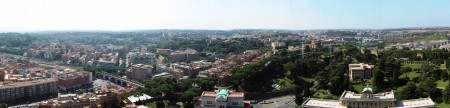 View Over Rome 2