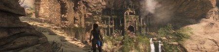 Rise of the Tomb Raider - Desert Tomb