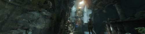 Rise of the Tomb Raider - Entrance