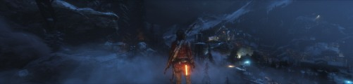 Rise of the Tomb Raider - Winter tops