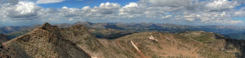 View From Mt. Evans
