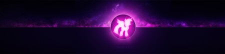 My Little Pony Glowing