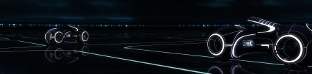 Tron Light Cycles