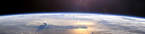 Horizon From Space